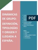 Dinámicas de grupo 2