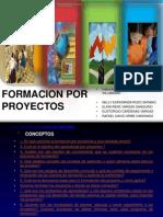 Acticvidad 1. Formacion Por Proyectos