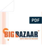 Ppt on Big Bazaar
