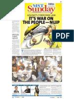 Manila Standard Today - Sunday (October 7, 2012) Issue