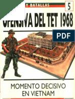 Ofensiva Del Tet 1968. Momento Decisivo en Vietnam - James R. Arnold