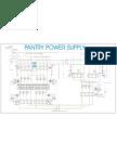 Indian railway LHB coach diagram  Pantry Lhb Power System