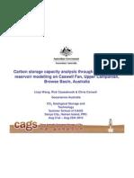 5 2 Carbon Storage Capacity Analysis