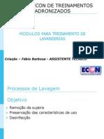 Processos de Lavagem Completo - Racine