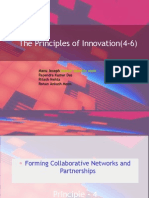 Innovation Principles 4-6