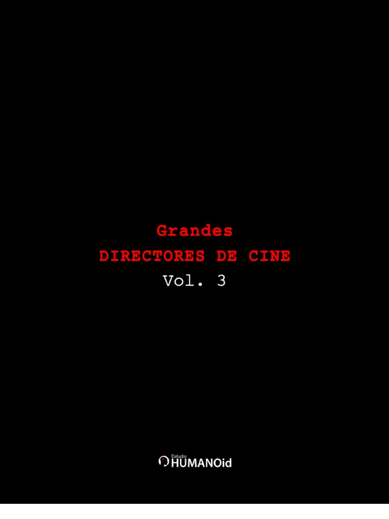 Grandes Directores Vol III