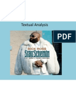 Textual Analysis - Rick Ross