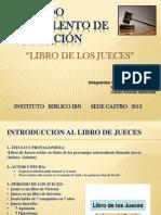 Trabajo Grupo Libro Jueces Estudiantes IBN Castro Chile Chile