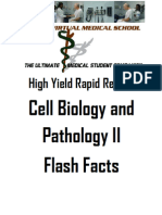 IVMS Cell Biology and Pathology Flash Facts 2