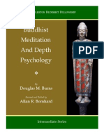 Buddhist Meditation and Depth Psychology-Douglas M. Burns-Allan R. Bomhard