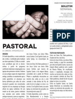 Boletim Semanal 07/10/2012 a 13/10/2012
