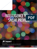 Impact Intelligence Vol. 1 Preview
