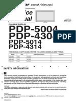 Pioneer PDP-4304