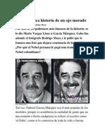 La Terrorifica Historia de Un Ojo Morado. Por Rodrigo Moya