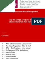 Feb 06 Steele Enterprise Risk Managementppt2004