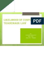 Manjul Trademark Ppt