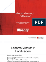 Labores Mineras y Fortificación_Clase1,2