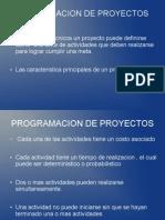Proyectos Con Cpm-pert