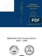 DEFENSE'S NUCLEAR AGENCY History 1947-97
