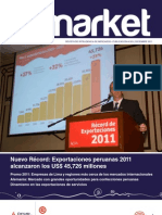 exportaciones 2011