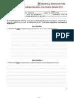 Examen RecategorizaciónSIMBA S7D