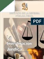 Modulo de Investigacion