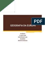 Geo Europa Eq