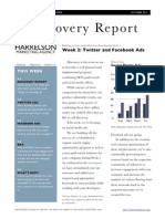 Harrelson Agency WEEK 2 Discovery Report for SAMPLE