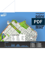 Nike Women's Marathon 2012 Course Map