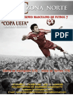 Copa UEFA Tercera Edicion