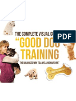 """The Complete Visual Guide to """"Good Dog"""" Training by Babette Haggerty"""
