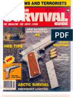 American Survival Guide March 1989 Volume 11 Number 3