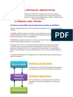 Sistemas de Información Administrativos