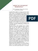 Guenon, Rene - Las Artes y Su Concepcion Original