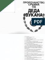Prorocanstvo Srbima Od Deda Vukana