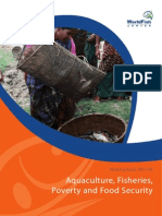 Aquaculture Fisheries Poverty and Food Security