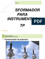 Transformador Para Instrumentos - Tp