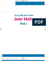 686 Junior Maths 1 Updated
