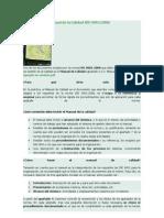 Cómo hacer un Manual de la Calidad ISO 9001
