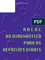 ABCDE Diagnostico Hepatites Virais