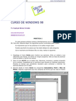 Curso de Windows 98