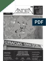 Andén 27 - División del Partido