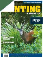New Zealand Hunting & Wildlife | 170 - Spring 2010