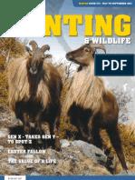 New Zealand Hunting & Wildlife | 173 - Winter 2011