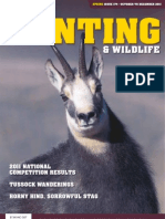 New Zealand Hunting & Wildlife | 174 - Spring 2011