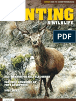 New Zealand Hunting & Wildlife | 175 - Summer 2012