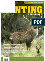 New Zealand Hunting & Wildlife | 176 - Autumn 2012