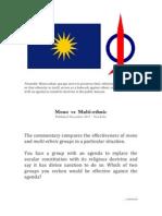 Mono vs Multi-Ethnic