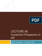 06 Investment Perspective in HR