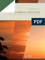Sumario Executivo Vol1 PBMC Final